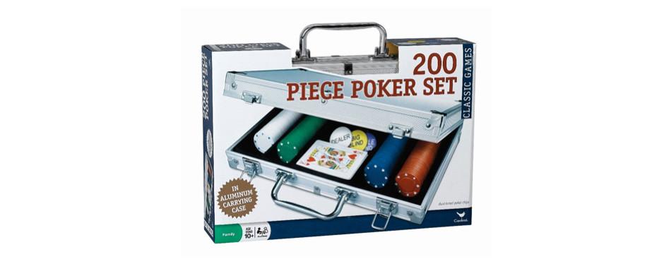 Cardinal Industries 200pc Poker Set