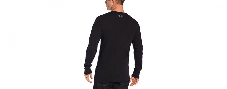 Carhartt Men's Base Force Super Cold Weather Crewneck Top