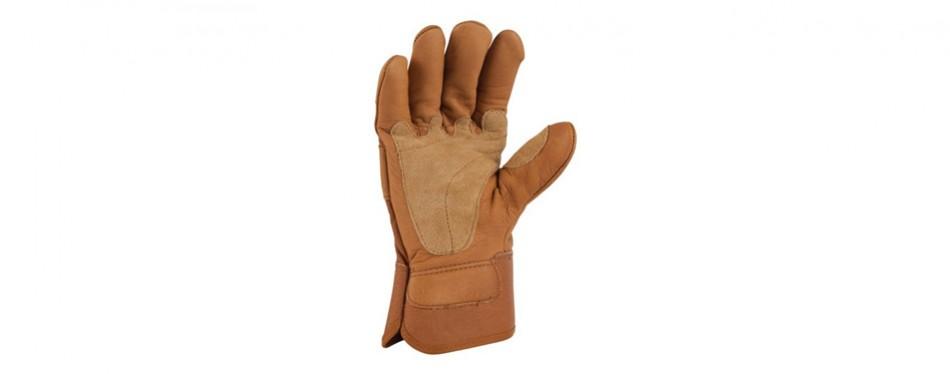 Carhartt Men's Grain Leather Gloves