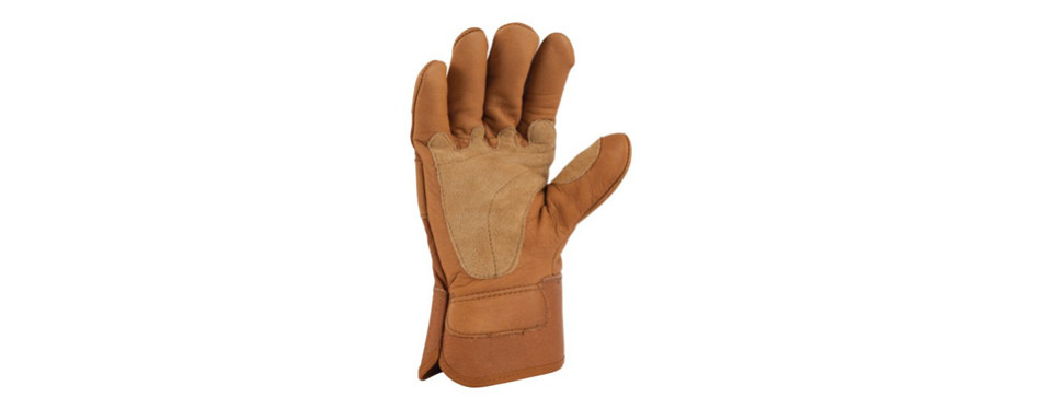 Carhartt Men's Grain Leather Gloves