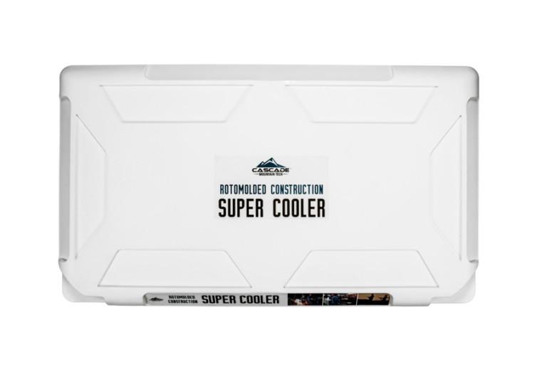 Cascade 80 Quart Rotomolded Super Cooler