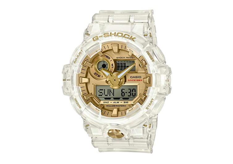 Casio G-SHOCK 35th Aniversary Glacier Gold