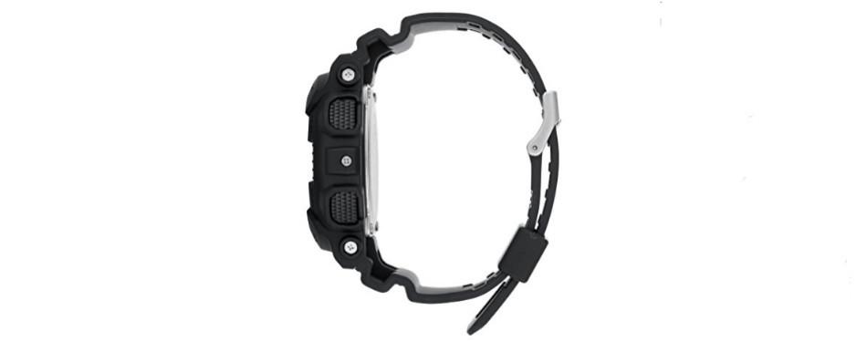 Casio G-Shock GA 100 Series Black Watch