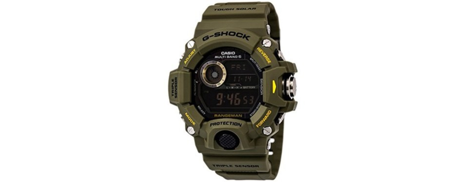 Casio G-Shock RANGEMAN Tactical Watch