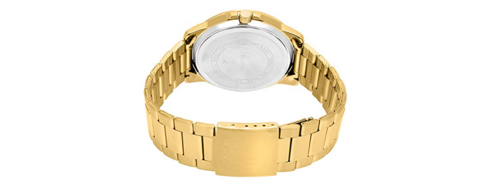 Casio MTP-VD01G-9EV Men's Enticer Gold Watch