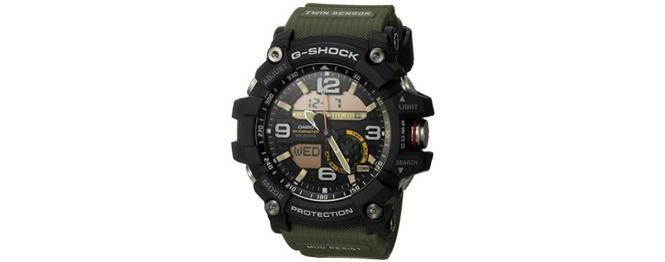Casio Men's GG-1000-1A3CR Tactical Watch