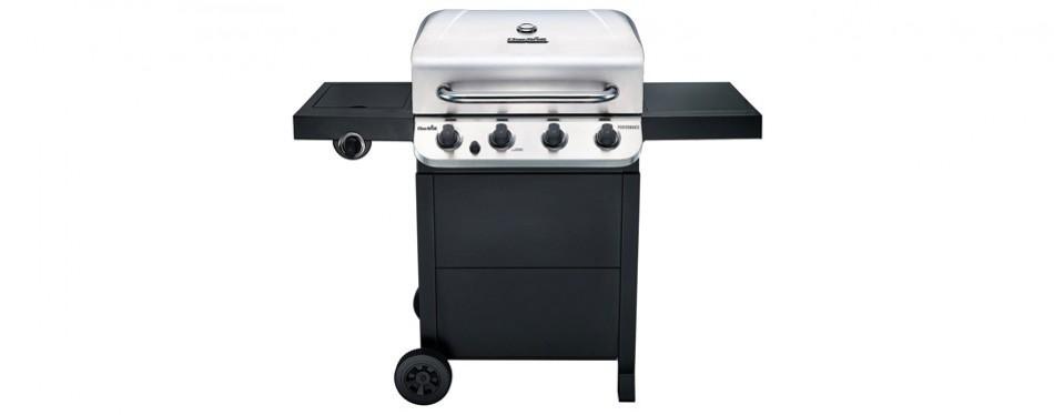 char-broil 4-burner cart grill