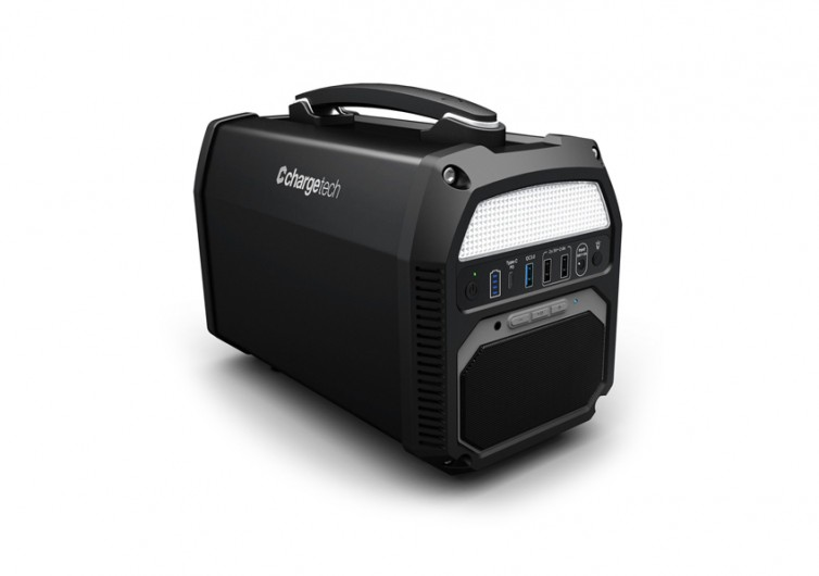 ChargeTech 124,000mAH Portable Power Station