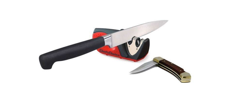 Chef's Choice 2 Knife Sharpener
