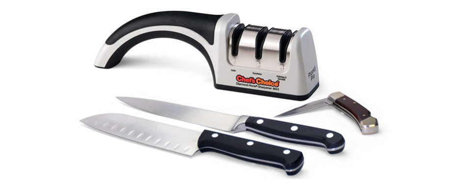 Chef's Choice 4643 ProntoPro Knife Sharpener
