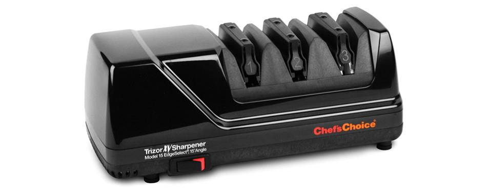 Chef's Choice Trizor Model 15XV