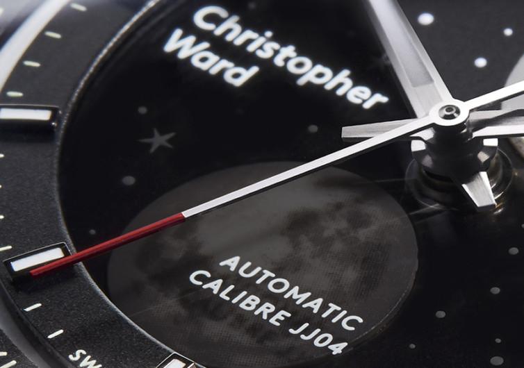 christopher ward c1 moonglow