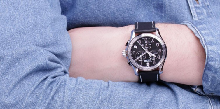 Chrono Classic Chronograph Watch