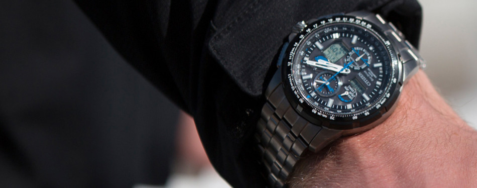 Citizen Limited Edition Promaster Skyhawk A-T