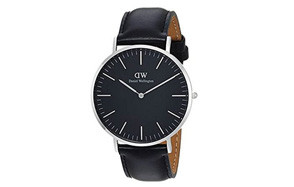 Classic Black Sheffield 40mm