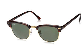 Classic Clubmaster Ray Ban Sunglasses