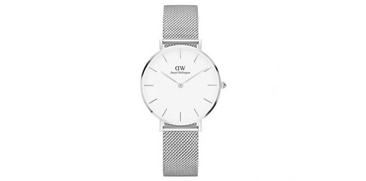 Classic Petite Sterling in White