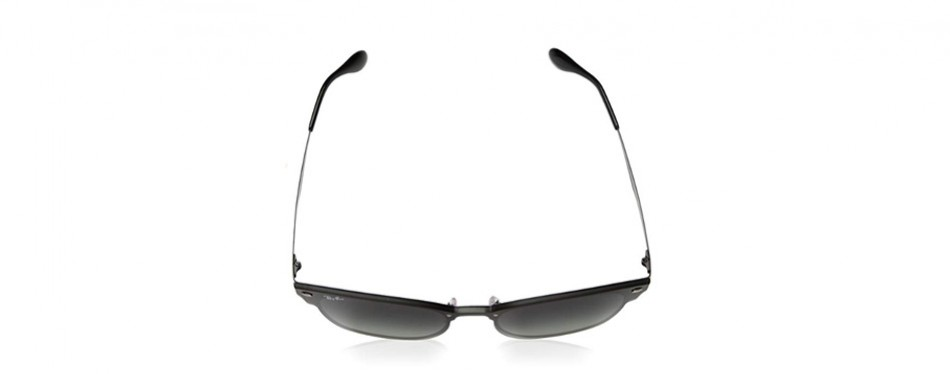 Clubmaster Blaze Black and Gray Gradient Shades