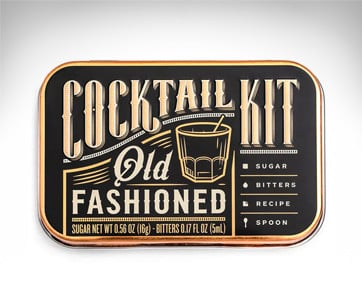 cocktail kits to go-old fashioned cocktail kit