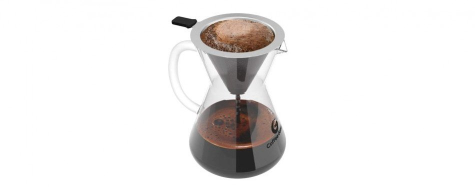 Coffee Gator Pour Over Coffee Maker