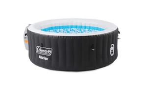 Coleman SaluSpa Portable 4 Person Inflatable Hot Tub