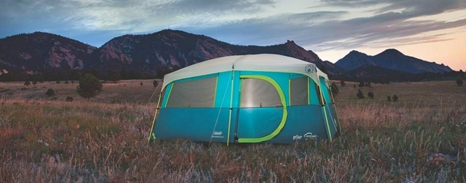 Coleman Tenaya Lake Cabin Tent