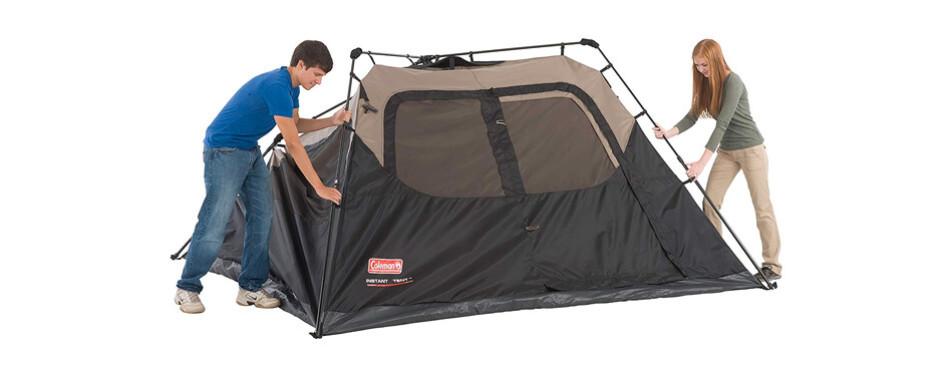 Coleman Tent- Instant Cabin