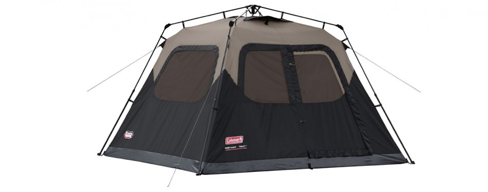 Coleman 6 Person Instant Cabin