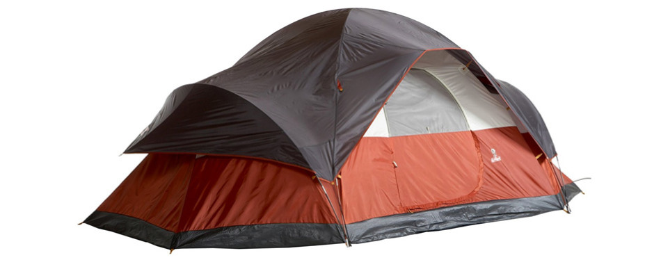 Coleman 8 Person Red Canyon