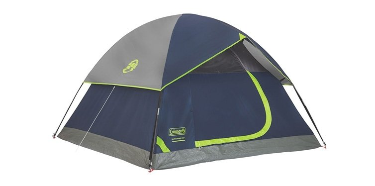 Coleman Sundome 3 Person