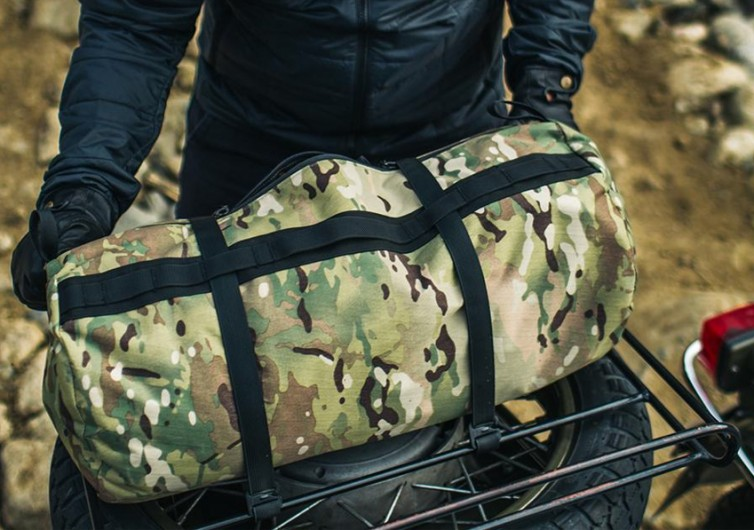 Colfax Design Works ADB_39 Adaptable Duffel Bag