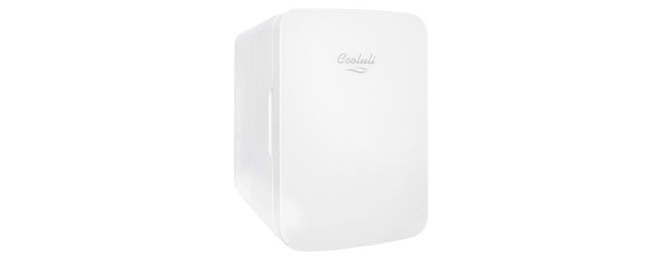 Cooluli Infinity 10-liter Compact Cooler/Warmer Mini Fridge