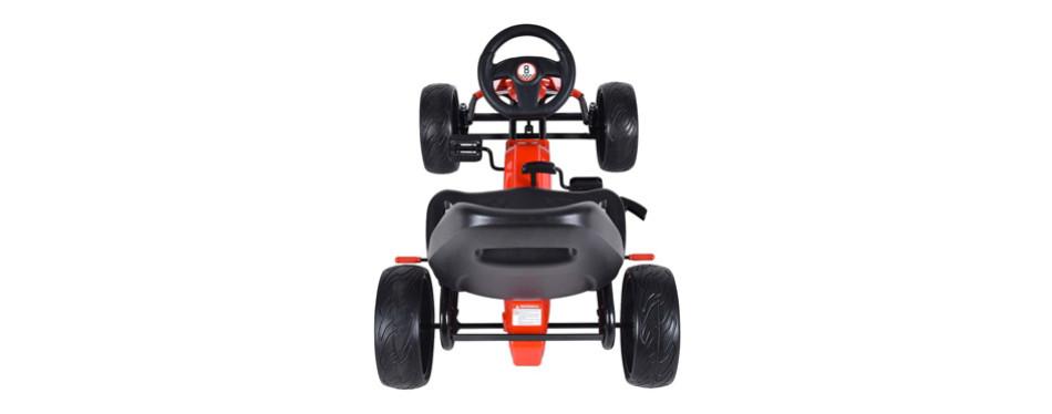 Costzon Kids Go Kart – 4 Wheeled Powered Racer