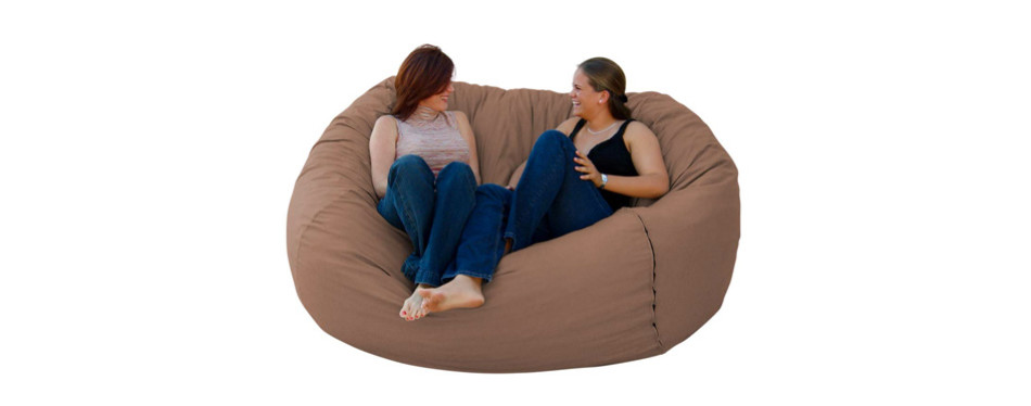 Cozy Sack Oversized Bean Bag Chair