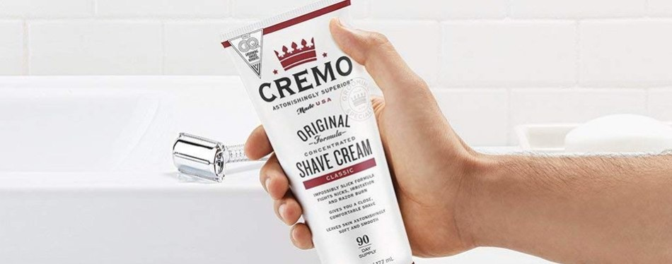 Cremo Original Shaving Cream
