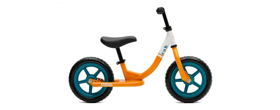 Critical Cycles Cub Kids Balance Bike
