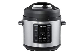 Crock-Pot 2100467 Express Easy Release Pressure Cooker