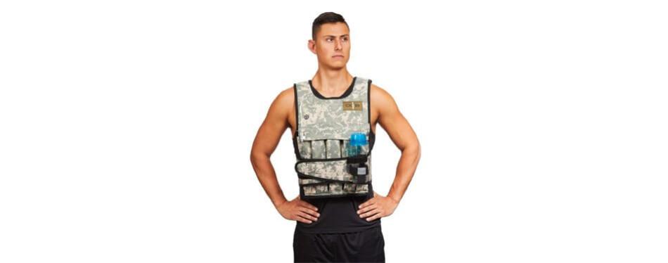 Cross 101 Camouflage Vest