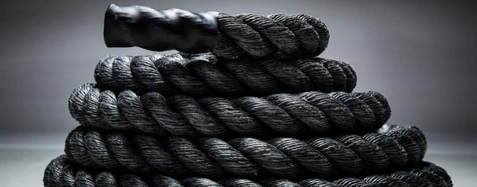 DAC Battle Training Ropes