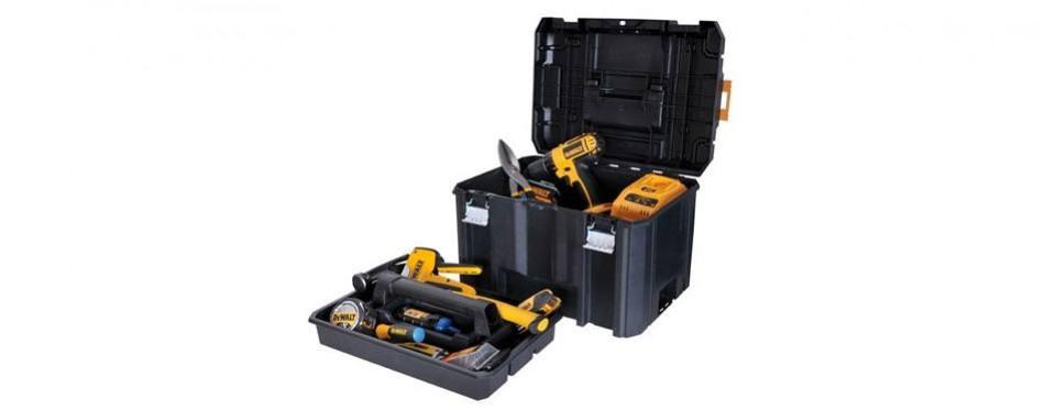 DEWALT DWST17806 TSTAK VI Deep Tool Box