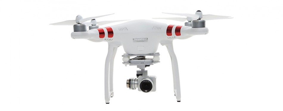 DJI Phantom P3 Quadcopter Drone