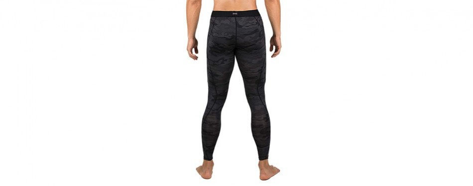 DRSKIN Men's Compression Dry Cool Sports Yoga Pants