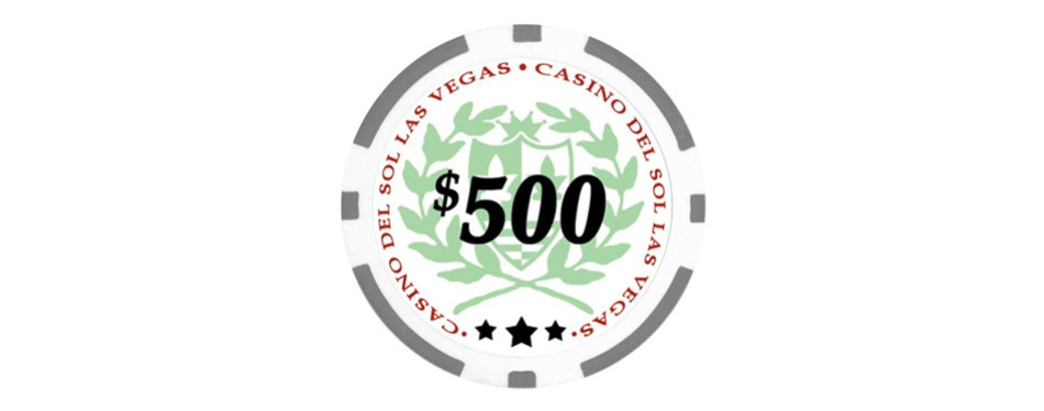 Da Vinci Professional Poker Set