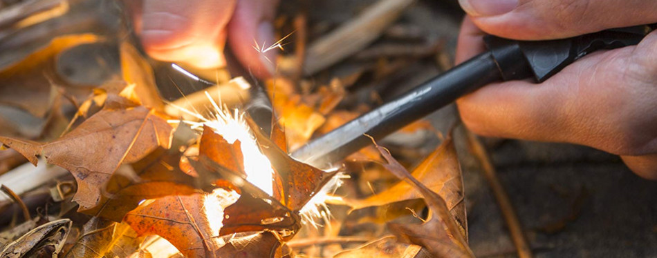 Darmon Ferrocerium Fire Starter Rod