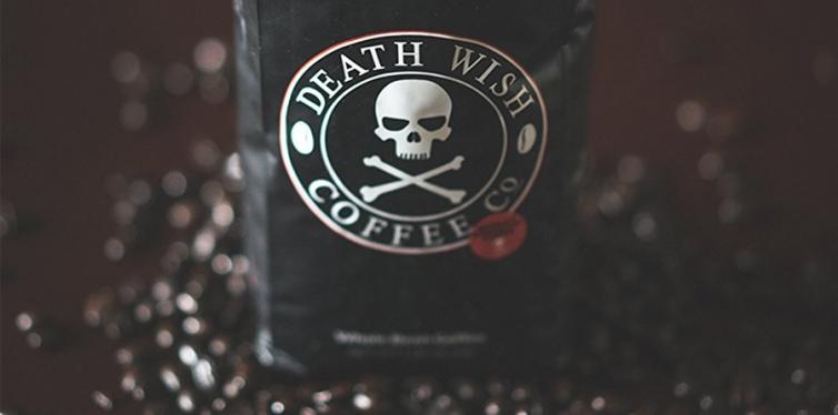 Death Wish Organic Coffee