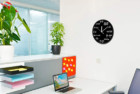 Decodyne Math Wall Clock