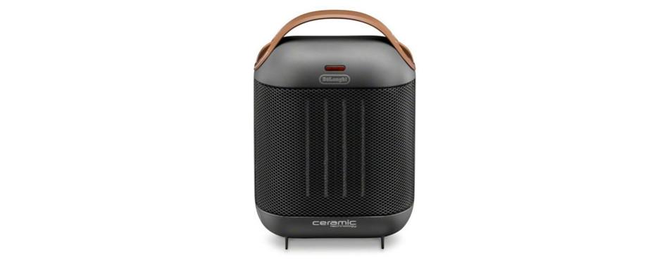 Delonghi HFX30C15.G Capsule Ceramic Heater