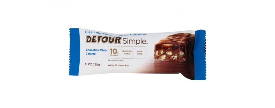 Detour Simple Whey Protein Bar