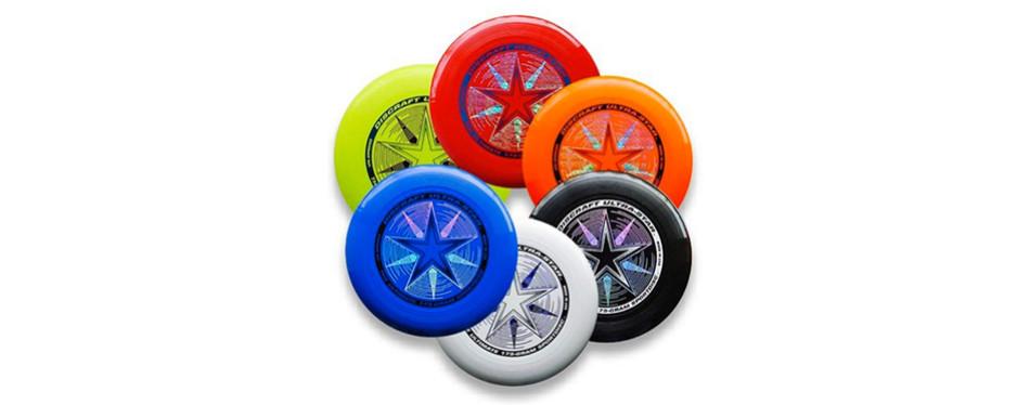 Discraft Ultra-Star 175g Ultimate Frisbee Sport Disc
