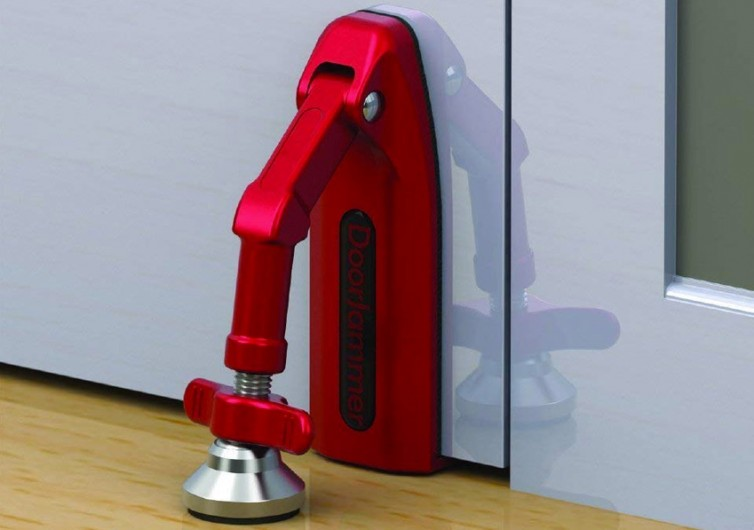DoorJammer Portable Door Lock